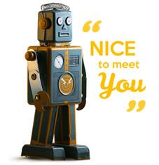 Enchanté de vous rencontrer